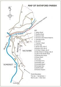 bathford parish map